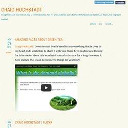 Craig Hochstadt