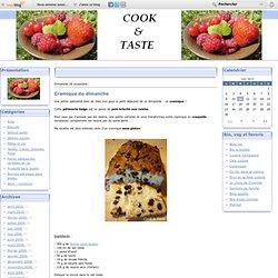 Cramique pain brioché aux raisins secs