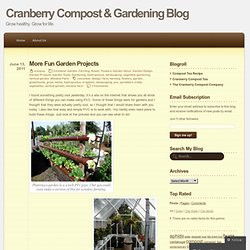 window farm « Cranberry Compost & Gardening Blog