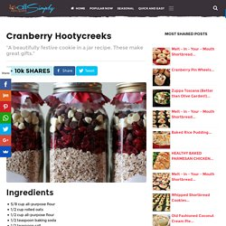 Cranberry Hootycreeks – All Simply Recipes