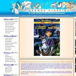 Le crapaud et le maître d'école / Contes d'automne et de printemps - Walt Disney Animation Studios