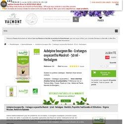 Aubépine bourgeon Bio - Crataegus oxyacantha Macérat 50 ml - Herbalgem