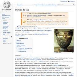 Cratère de Vix