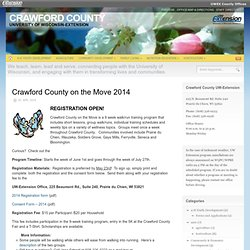 Crawford County on the Move 2014