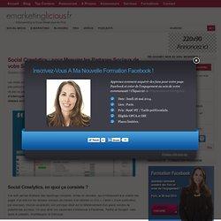 Social Crawlytics: pour Mesurer les Partages Sociaux de votre Site