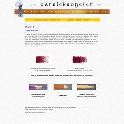 Les crayons de couleur de Patrick Rogelet