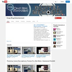 Crazy Ring Entertainment (on YouTube)