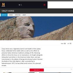 Crazy Horse - Native American History