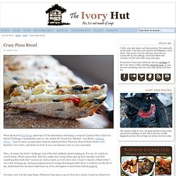 Crazy Pizza Bread | The Ivory Hut