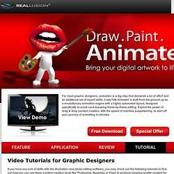 CrazyTalk Animator - Draw & Paint Animation