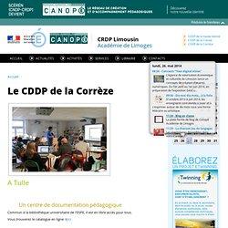 CRDP du Limousin: CDDP de la Corrèze