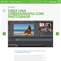 » Crea una Cinemagrafia con Photoshop