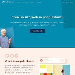 Crea un grande sito su WordPress.com