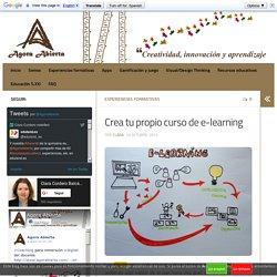 Crea tu propio curso de e-learning