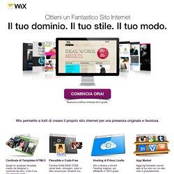 Crea un sito gratis
