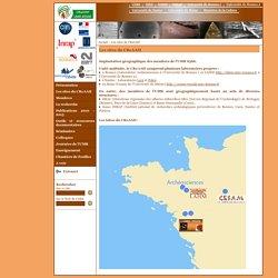 CREAAH - Les sites du CReAAH