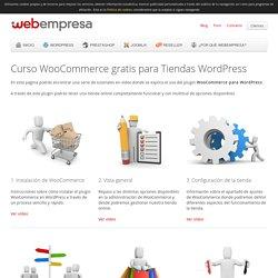 Curso de creación de tienda online en WordPress con Woocommerce
