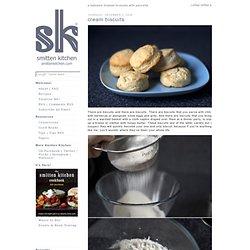 cream biscuits – smitten kitchen