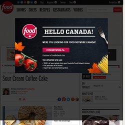 Sour Cream Coffee Cake Recipe : Ina Garten