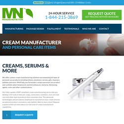 Personal Care Manufacturer