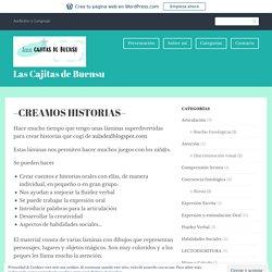–CREAMOS HISTORIAS– – Las Cajitas de Buensu