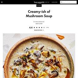 Creamy-ish of Mushroom Soup Recipe