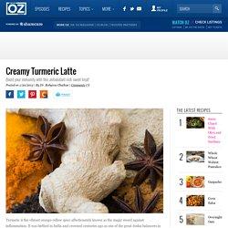 Creamy Turmeric Latte