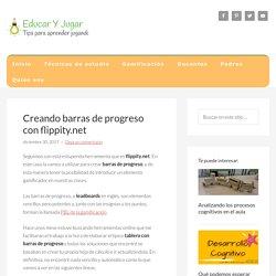 Creando barras de progreso con flippity.net - Educar y jugar