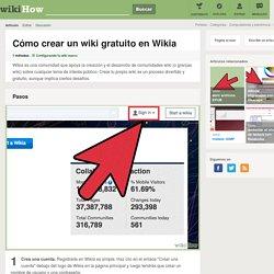 Cómo crear un wiki gratuito en Wikia: 10 pasos