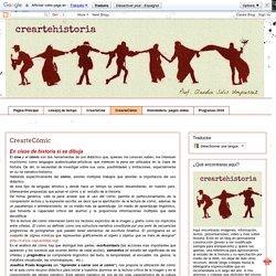 creartehistoria: CrearteCómic
