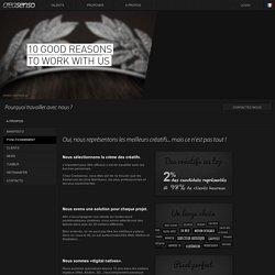 Creasenso, l'Agence de Talents Freelance