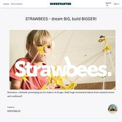 STRAWBEES - dream BIG, build BIGGER! by CREATABLES