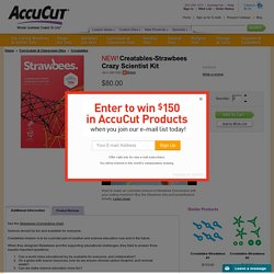 Creatables-Strawbees Crazy Scientist Kit