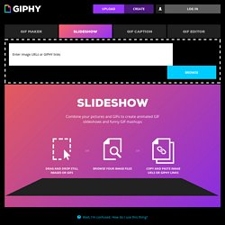 Create an Animated GIF Slideshow