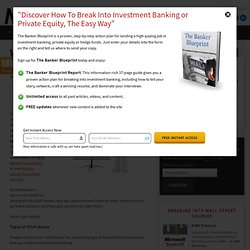 I banking pearltrees for Hedge fund pitch book template