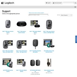 Create the right Logitech Alert™ Security System for you