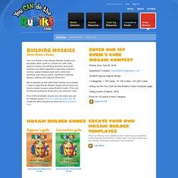 Mosaics Cube Building Guides