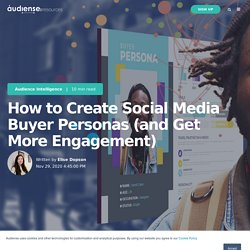 How to Create Social Media Buyer Personas