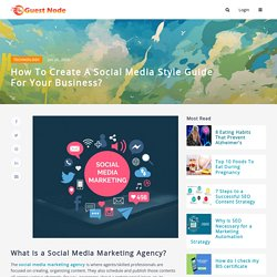 How to Create a Social Media Style Guide for Your Business?