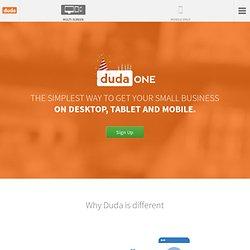 Free Website Builder Templates & Responsive Web Design