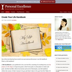Create Your Life Handbook