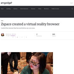Zspace created a virtual reality browser