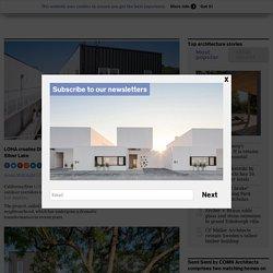 LOHA creates Dillon617 apartment complex in LA's Silver Lake