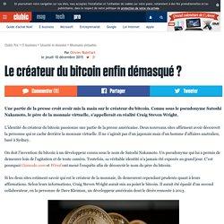 Le créateur du bitcoin enfin démasqué ?