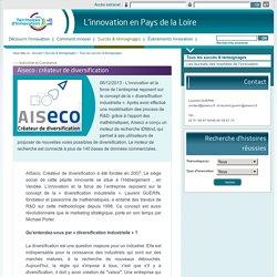 Aiseco : créateur de diversification