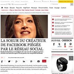 La soeur du créateur de Facebook piégée par le réseau social