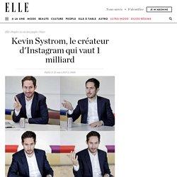 Kevin Systrom, le créateur d'Instagram qui vaut 1 milliard