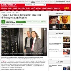 Figeac. Lomaco devient un créateur d'énergies numériques - 22/02/2014 - ladepeche.fr
