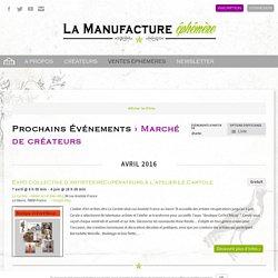 La Manufacture éphémère