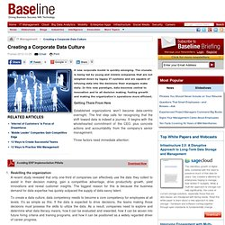 Page 2 - Creating a Corporate Data Culture